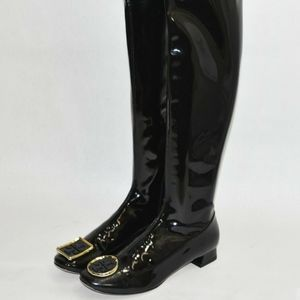 Rare Tory Burch Over the Knee Twiggie Boots